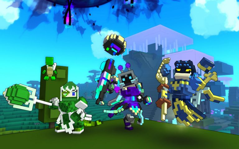 Trove Review – Minecraft MMO