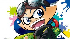 Viz Media Announces Splatoon Manga Western Launch