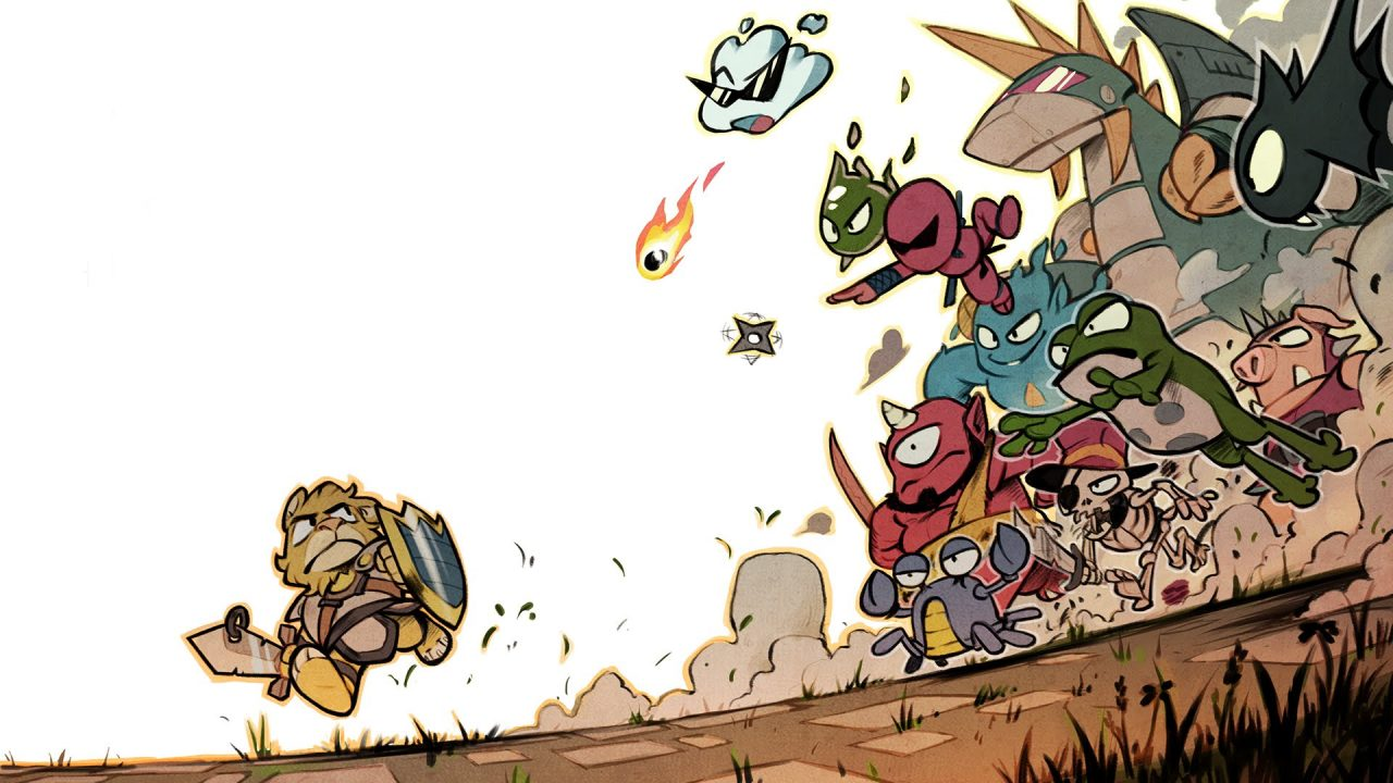 Wonder Boy: The Dragon's Trap Review - something old, something new