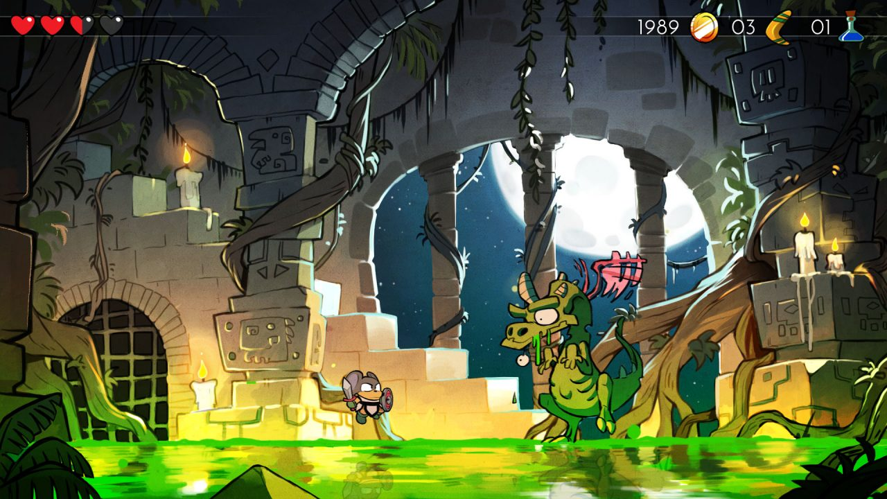 Wonder Boy: The Dragon's Trap Review - something old, something new 1