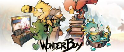 Wonder Boy: The Dragon's Trap Review - something old, something new 3