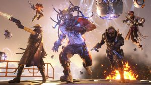 Boss Key Productions's 'Lawbreakers' coming to Playstation 4