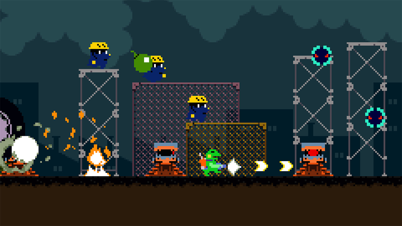 Kero Blaster Review - Silly, Well Crafted Charisma