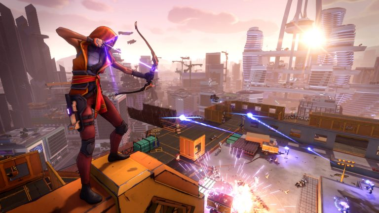 New Agents Of Mayhem Trailer Drops