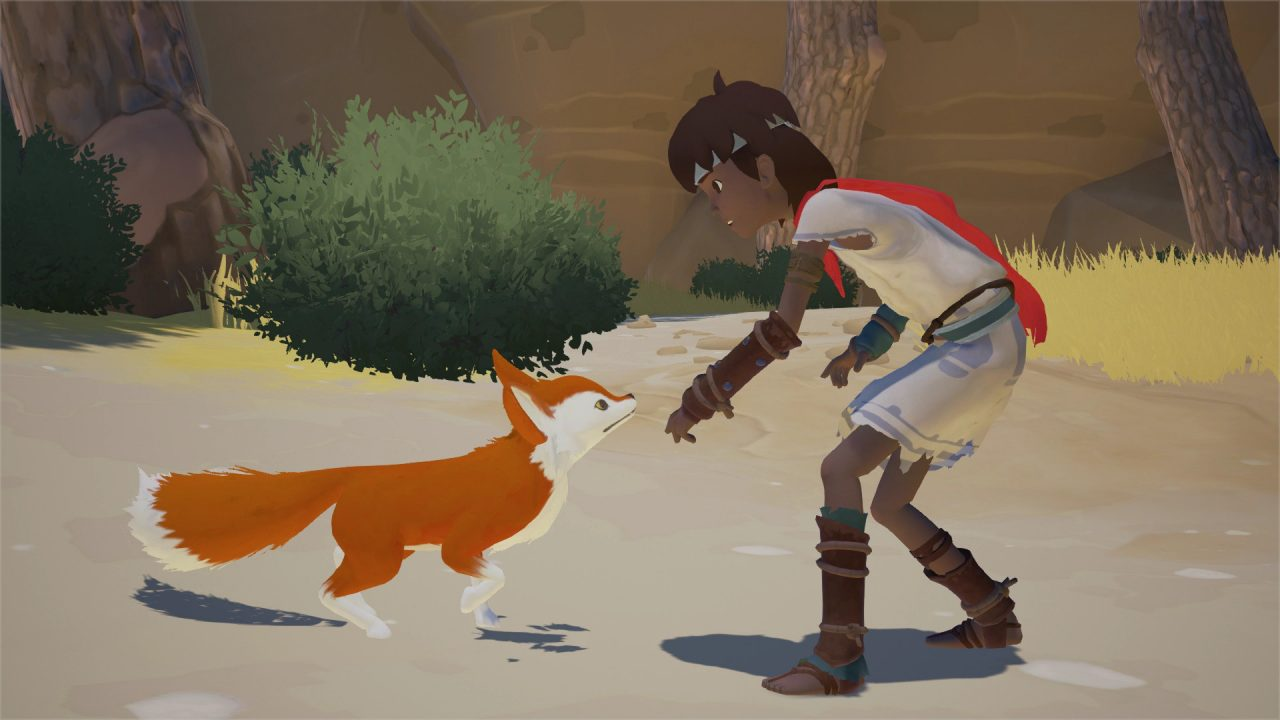 RiME Review- A Fantastical Adventure 1
