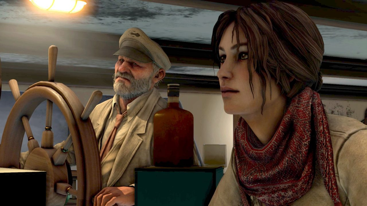 Syberia 3 Review - Awkward Translation 1