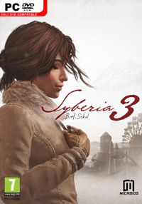Syberia 3 Review - Awkward Translation 6