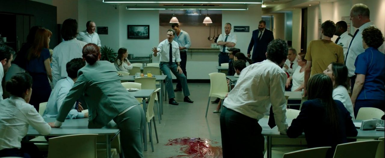 The Belko Experiment Review -Cynical Satire 1