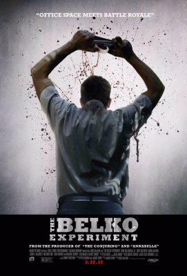 The Belko Experiment Review -Cynical Satire 3