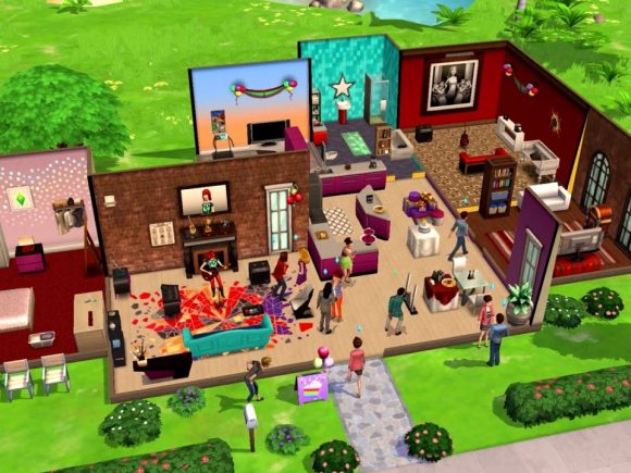 The Sims Headed for Mobile Platforms