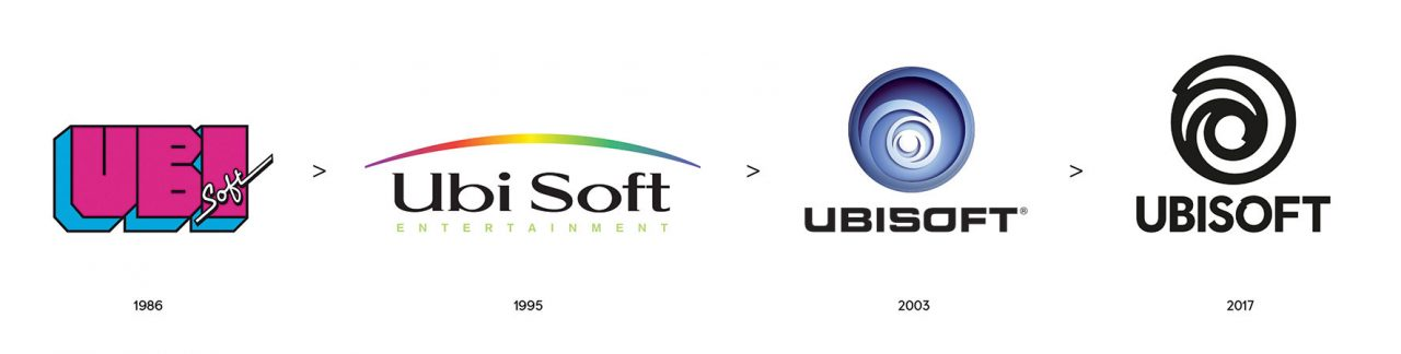 Ubisoft Updates Their Iconic Swirl Logo