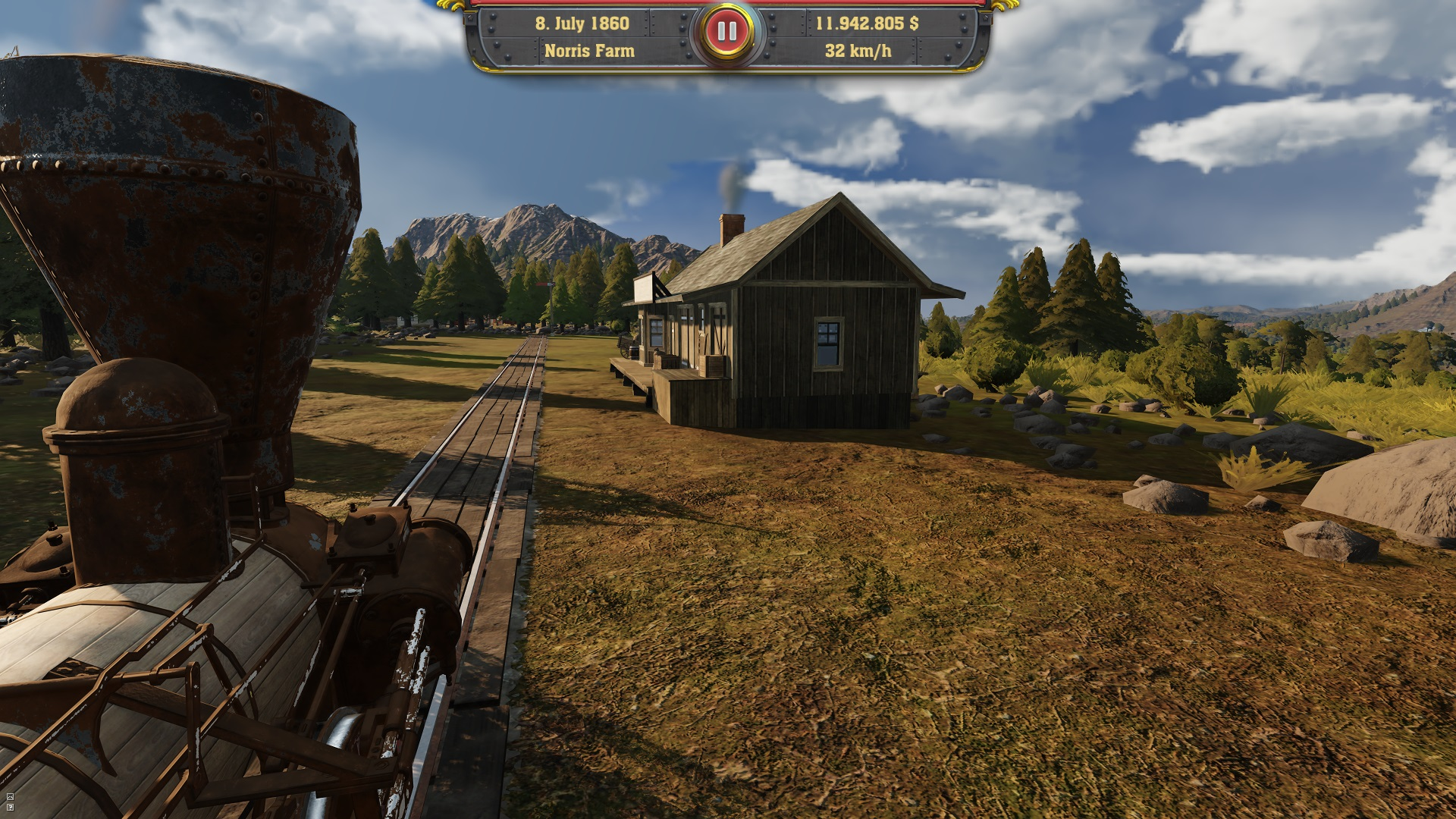 All Aboard Railway Fans! New Railway Empire Trailer