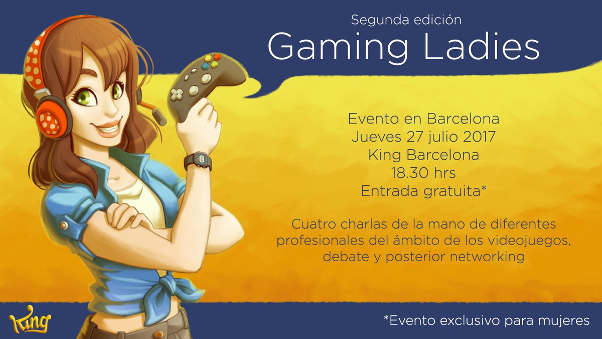 All-Girl Gaming Event Cancelled After Internet Outrage