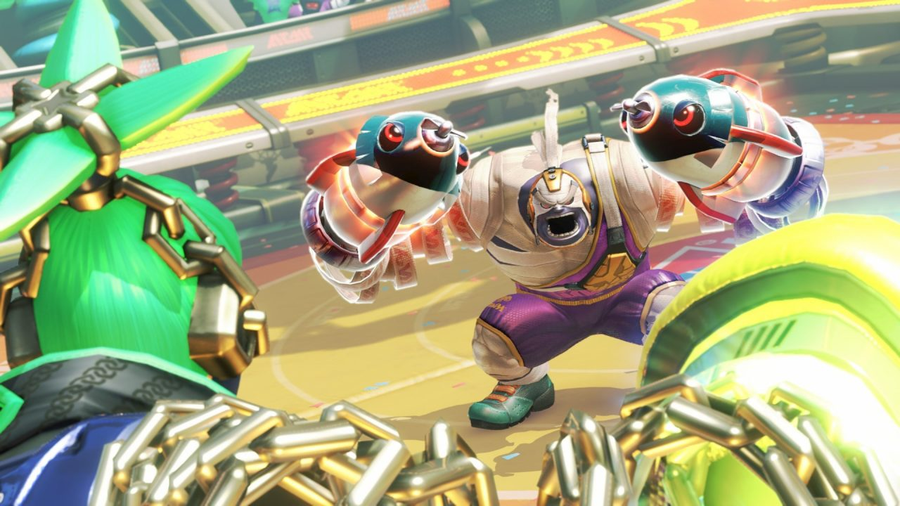 Arms Review - New Twist 4