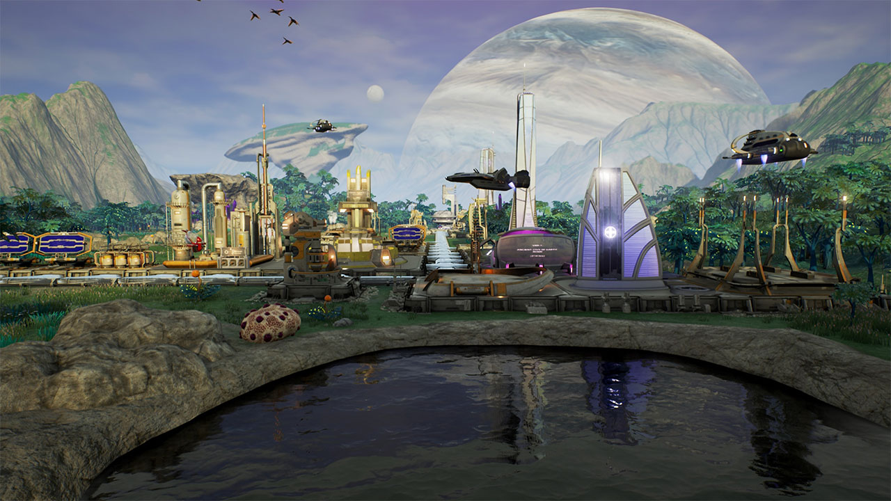 Aven Colony Preview - A Promising Builder