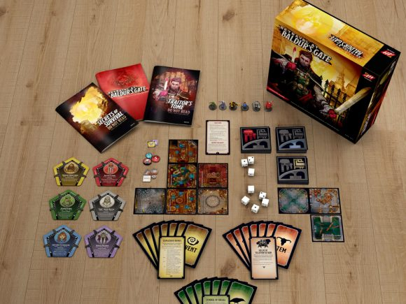 Baldur's Gate To Receive Brand New Board Game 2