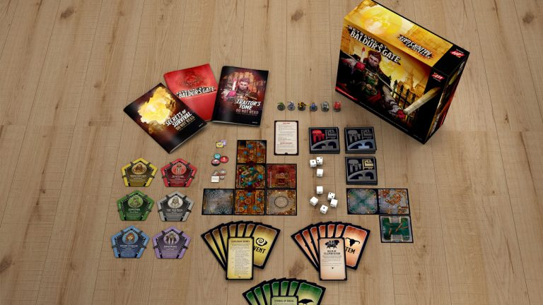 Baldur's Gate To Receive Brand New Board Game