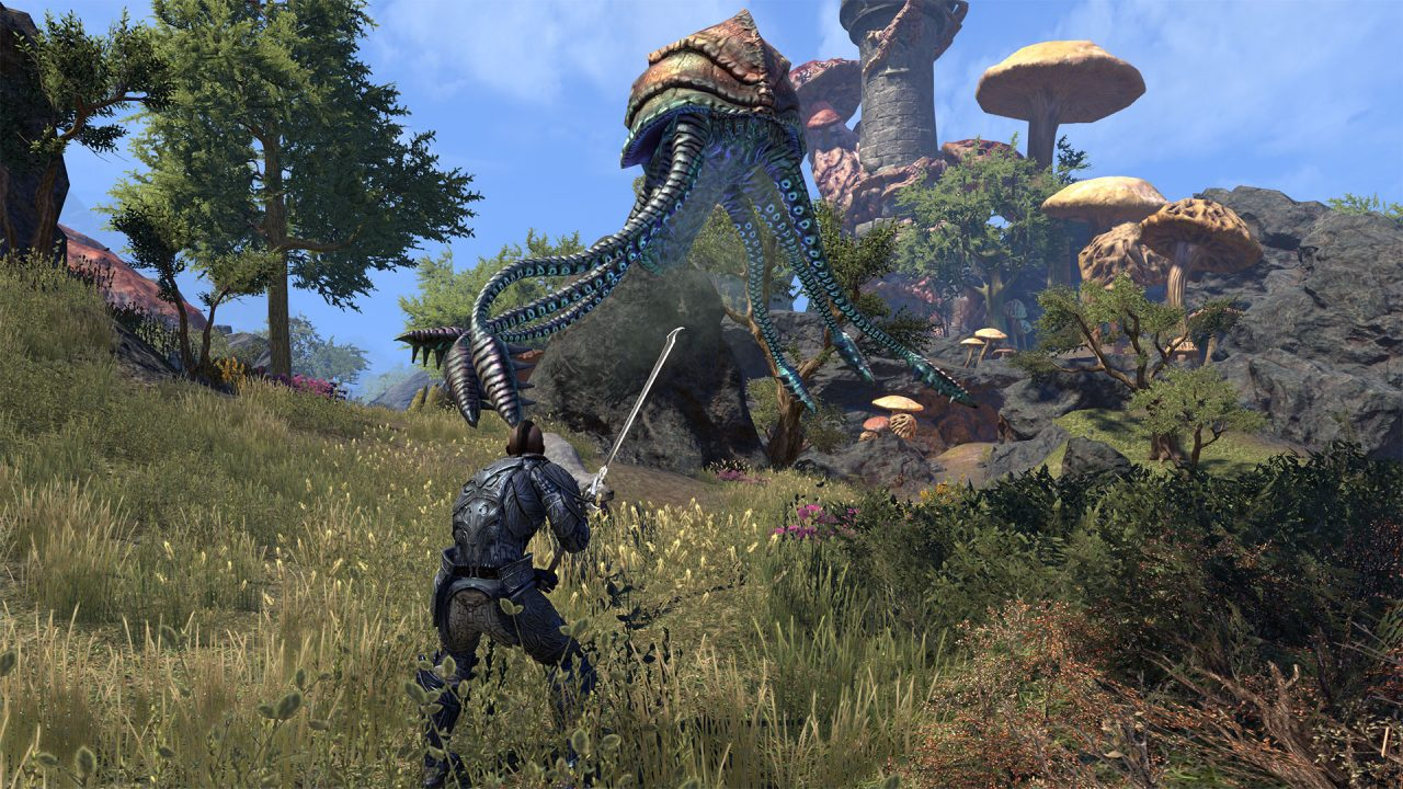 Elder Scrolls Online: Morrowind Review - Going Back in Time 2