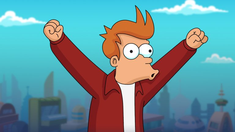 Futurama Mobile Game Announced