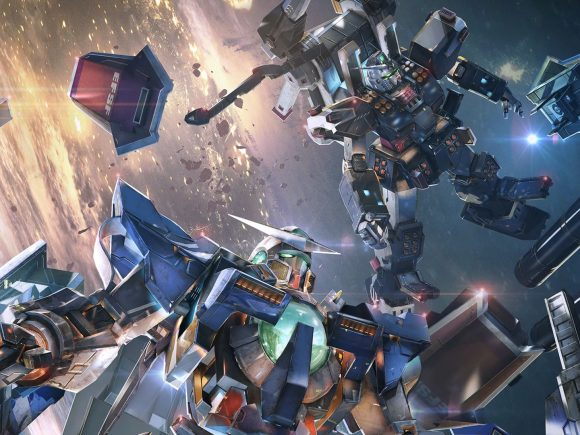 Gundam Versus E3 Hands On Preview- Addictive Arcade Mech Action 2