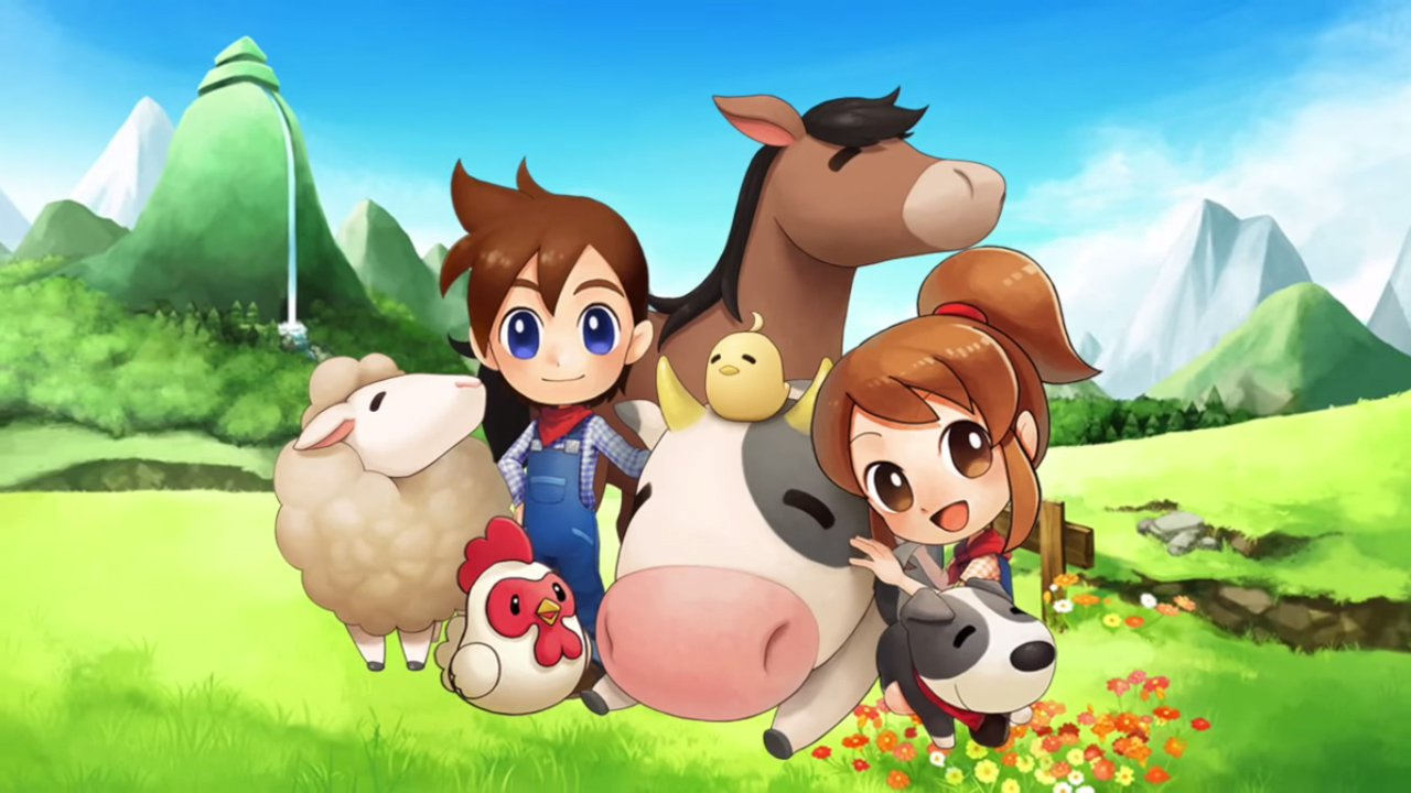Harvest Moon: Lil' Farmers Review: A Fresh Start For Fledgling Farmers