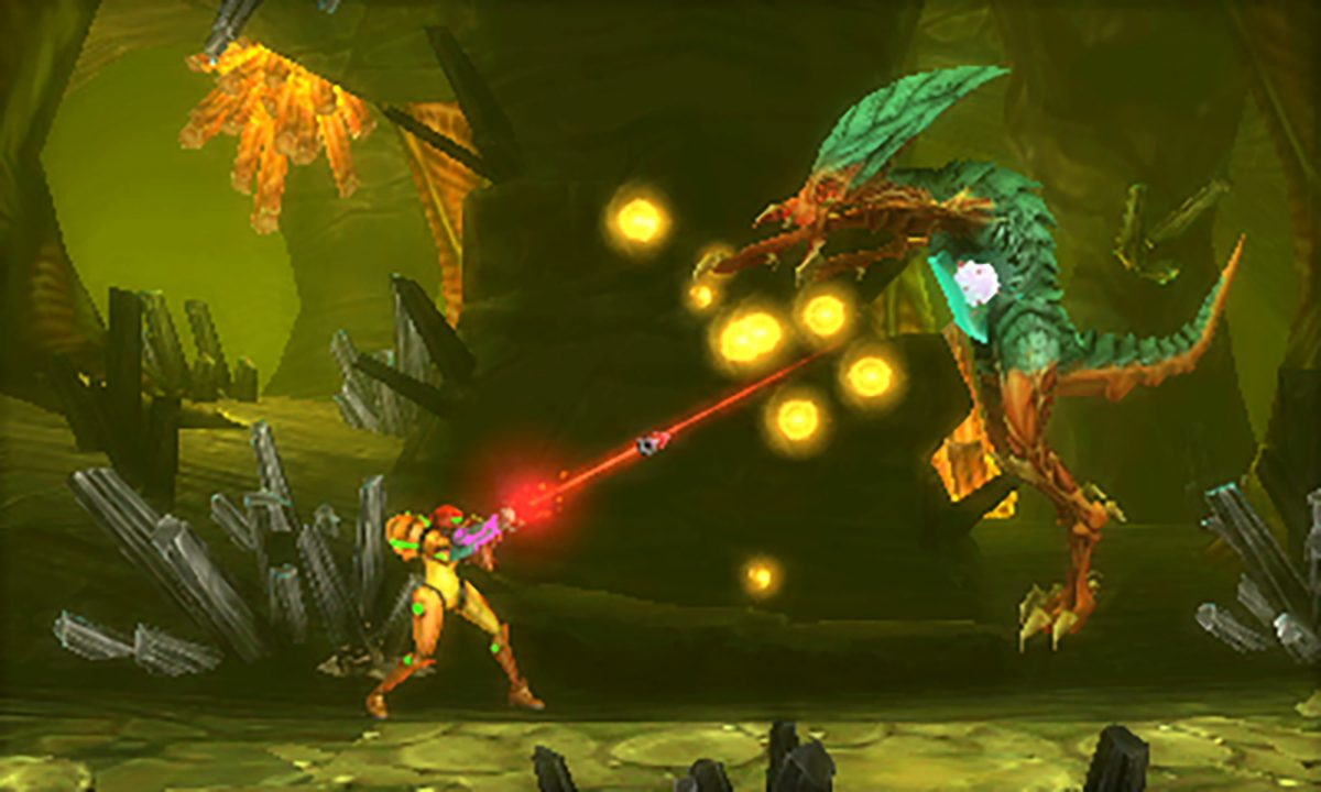 Metroid: Samus Returns E3 Preview - Building The Future 2