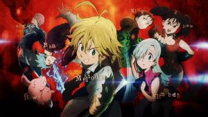 New Game Based on The Seven Deadly Sins Manga Announced