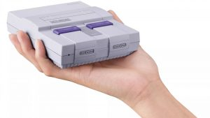 Nintendo Officially Unveils SNES Classic, Follow Up To The NES Classic