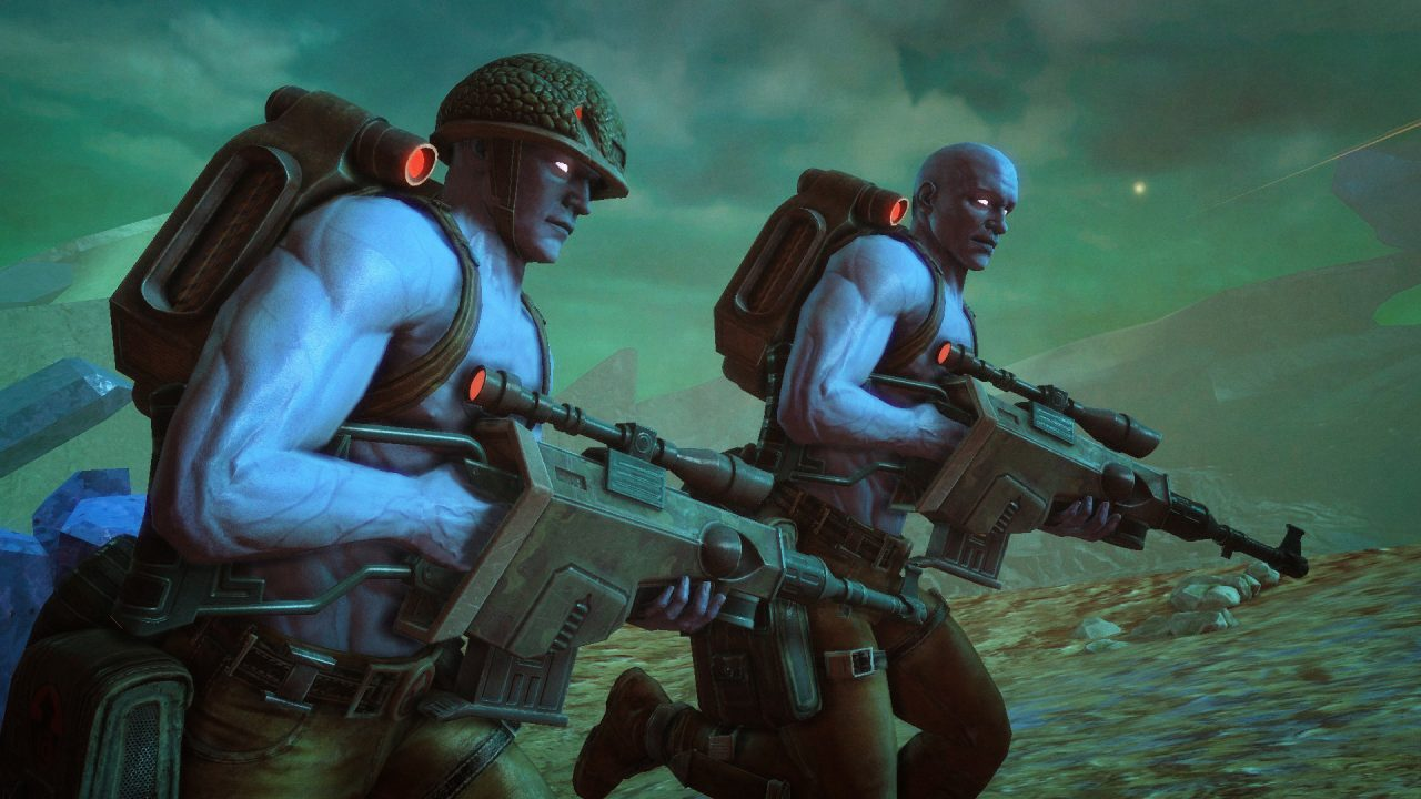 Rogue Trooper Redux E3 2017 Preview- Ahead of its Time