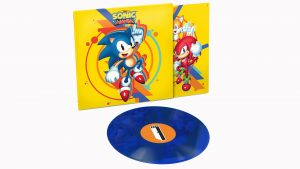 SEGA Partners Up With Data Discs To Bring Sonic Mania Vinyl 2