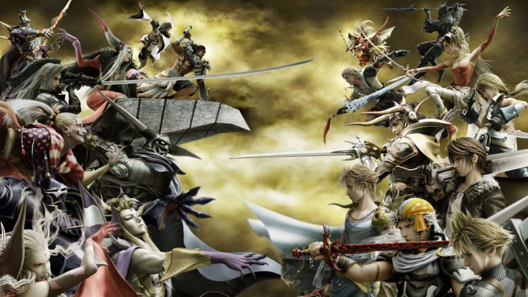 Square Enix Announces Dissidia Final Fantasy NT for PlayStation 4