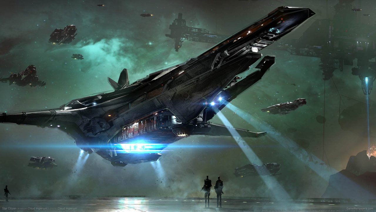 Star Citizen Developer in Financial Woes