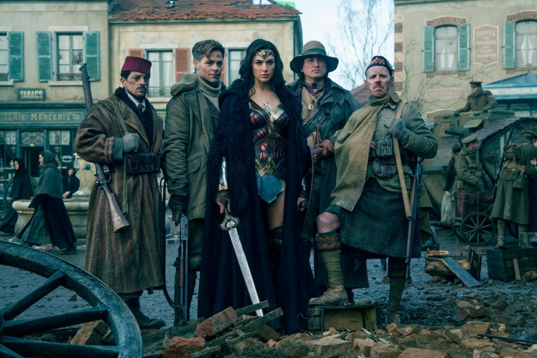 The Ripple Effect of Wonder Woman 1