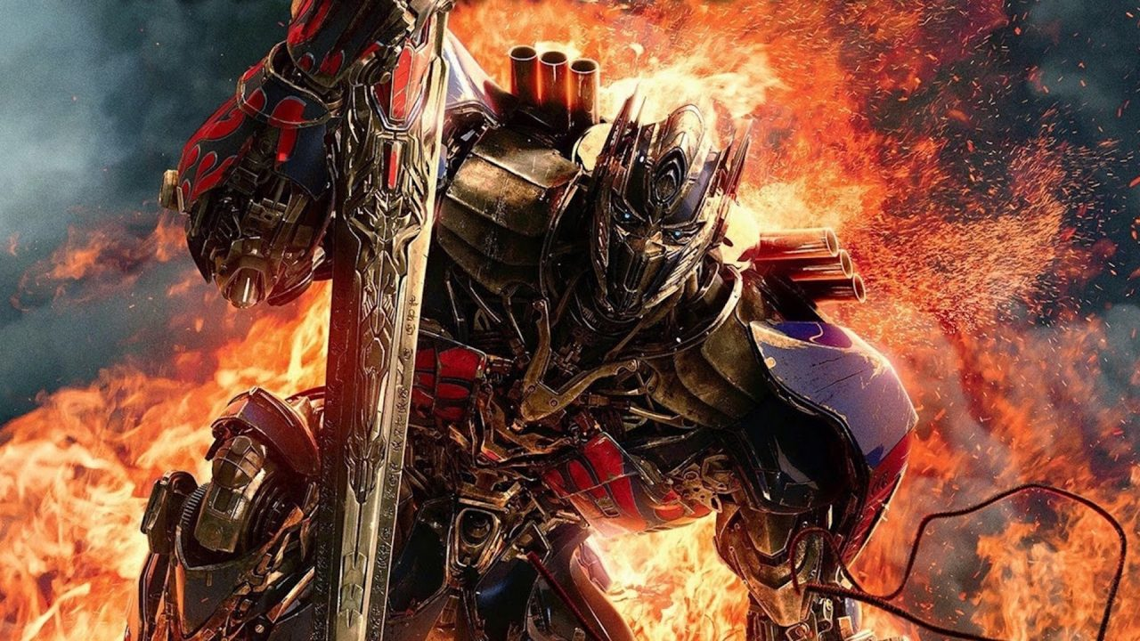Transformers: The Last Knight Movie Review 2