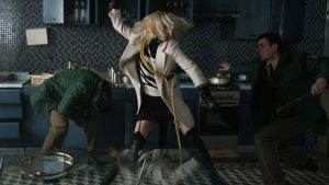 Atomic Blonde (Movie) Review - Boom, Bang, Boom 1