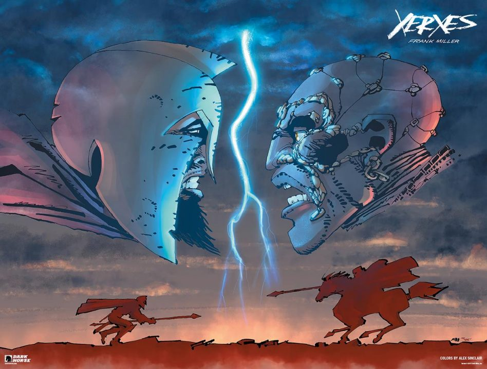 Dark Horse Brings Frank Miller To Their Booth For San Diego Comic Con 2017
