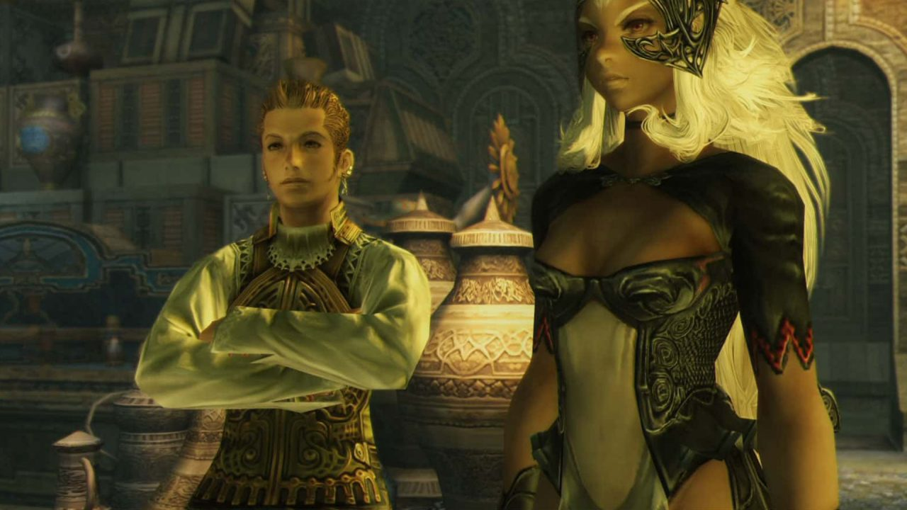 Final Fantasy XII: The Zodiac Age Second Opinion - A Puissant Pantheon 1