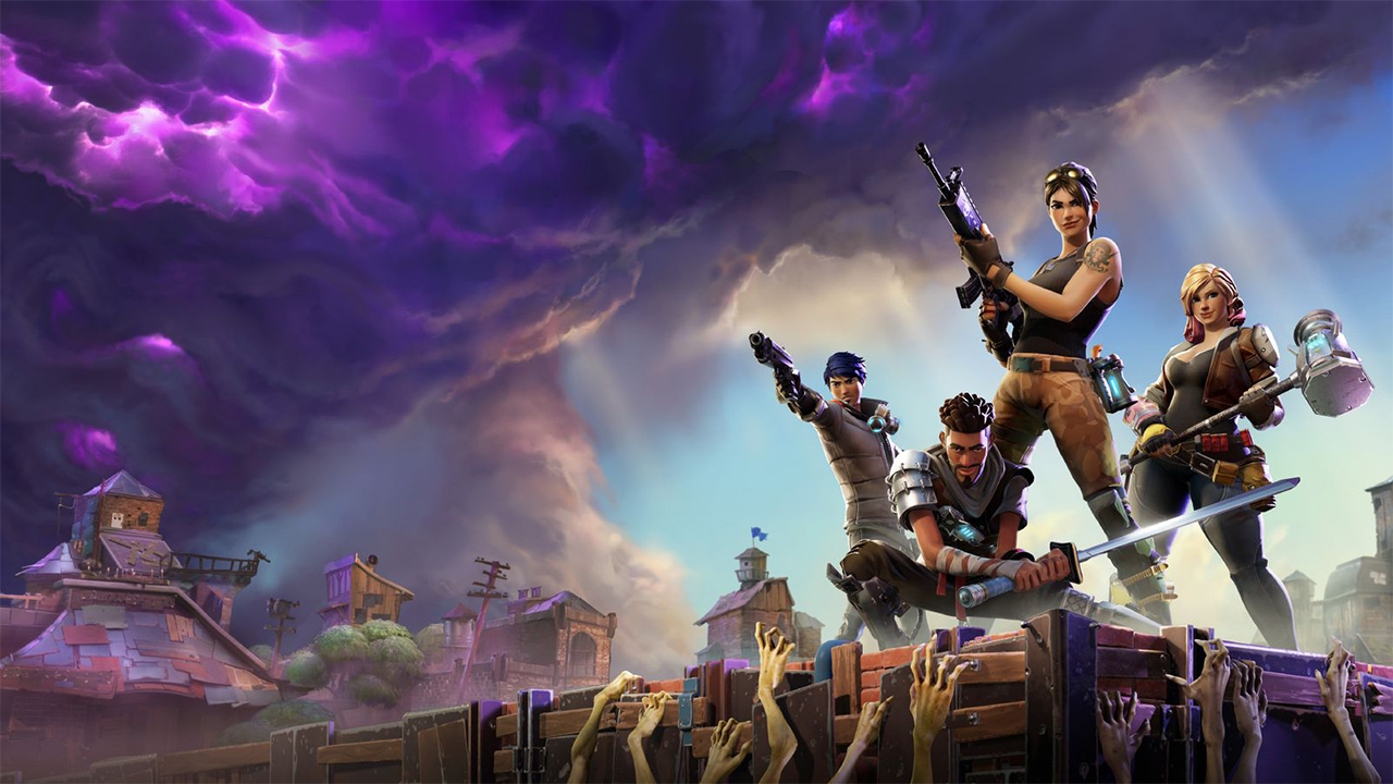 Fortnite Preview: No Zombies Allowed 1