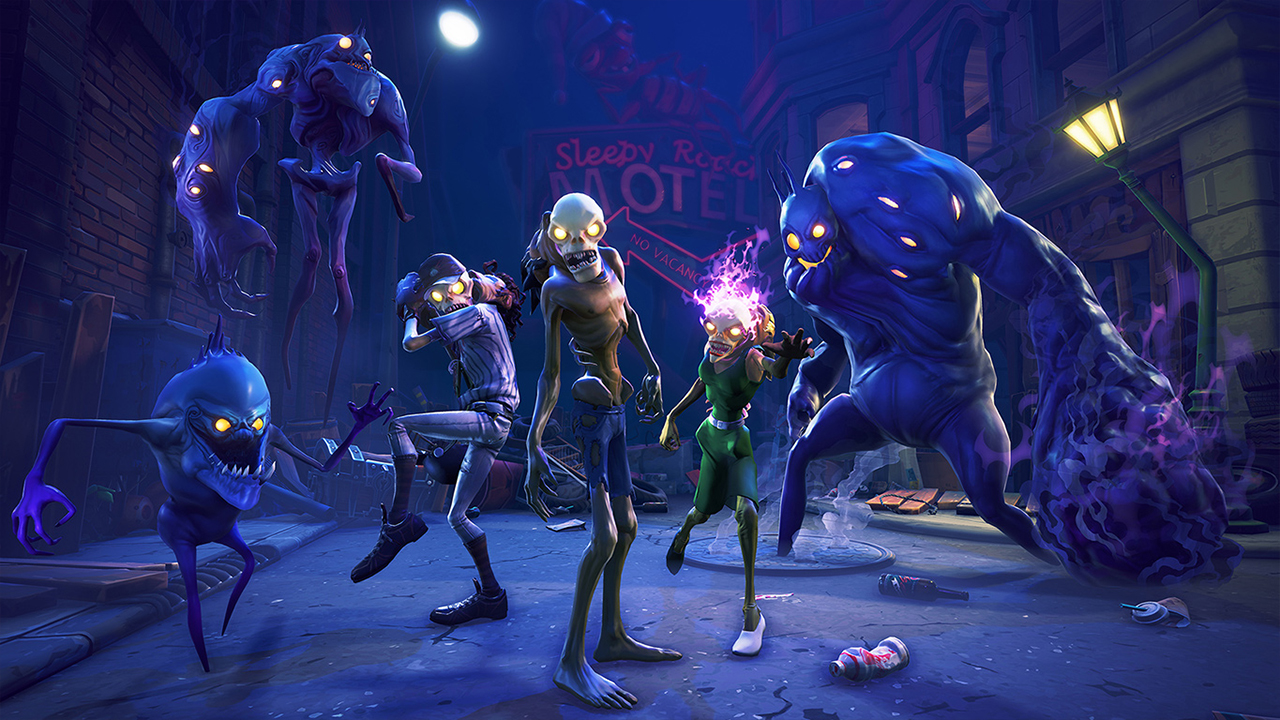 Fortnite Preview: No Zombies Allowed 2