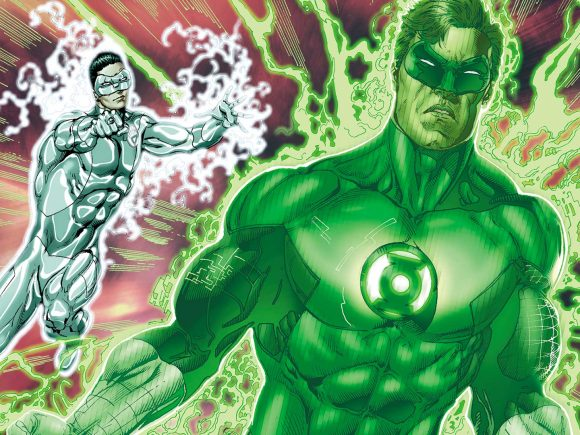 Hal Jordan and the Green Lantern Corps: Bottled Light (Comic) Review 4