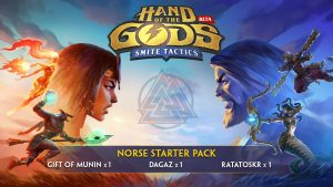 Hand of the Gods: SMITE Tactics Norse Starter Pack Giveaway 1