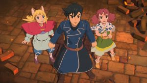 Ni No Kuni II: Revenant Kingdom E3 2017 - Big Budget Film Meets AAA Gaming