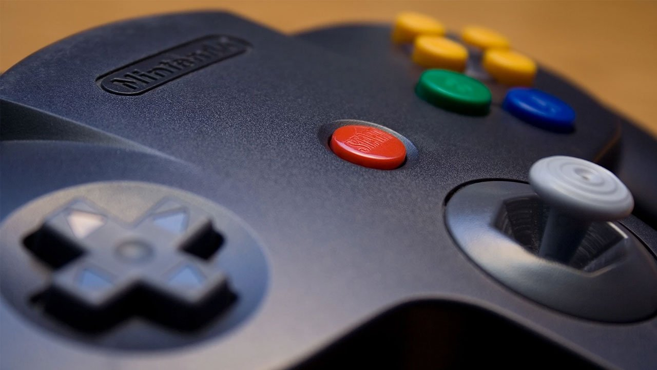Nintendo Files Trademark For N64 Controller And More 2