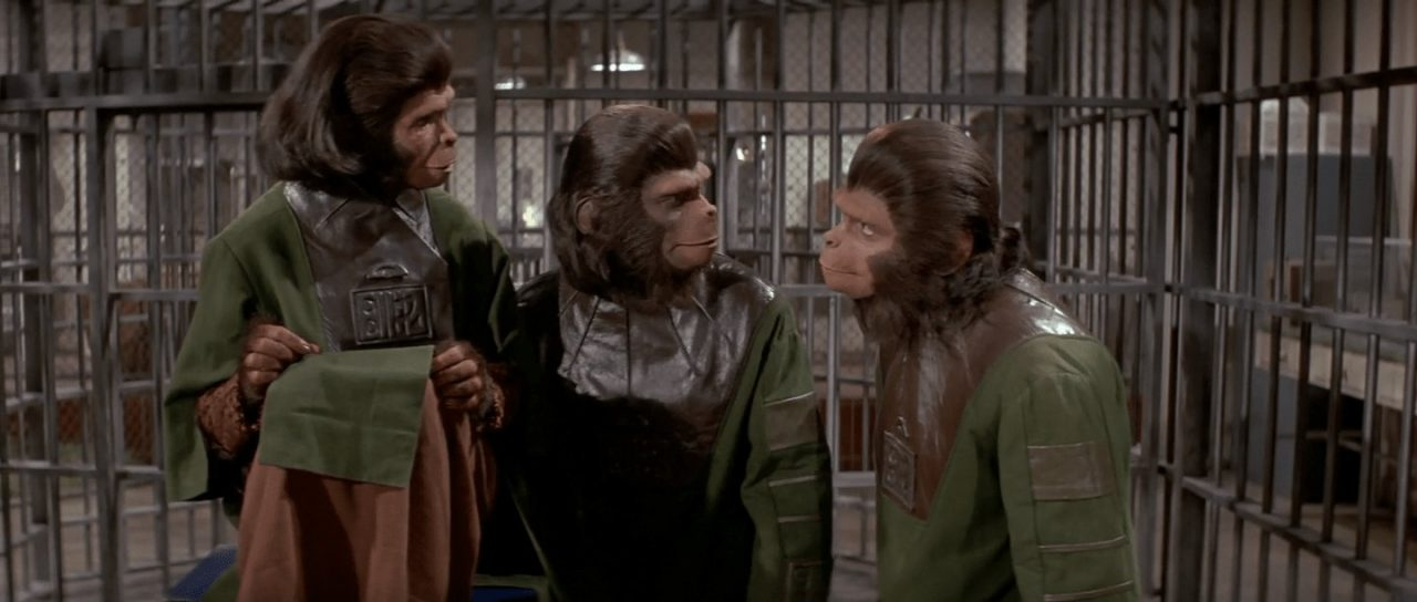 Praise for the Sequels of the Planet of the Apes 9