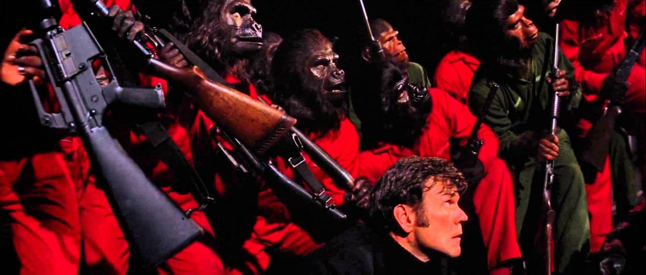 Praise for the Sequels of the Planet of the Apes 10