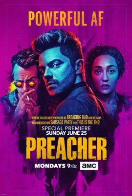 Preacher Season 2 First Five Episodes Review:  What to Expect this Season 4