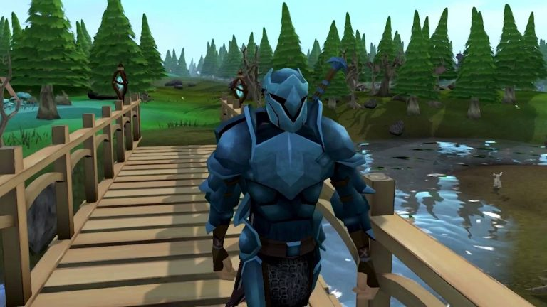 Runescape creator, Jagex's new free to play MMO in the works. 2