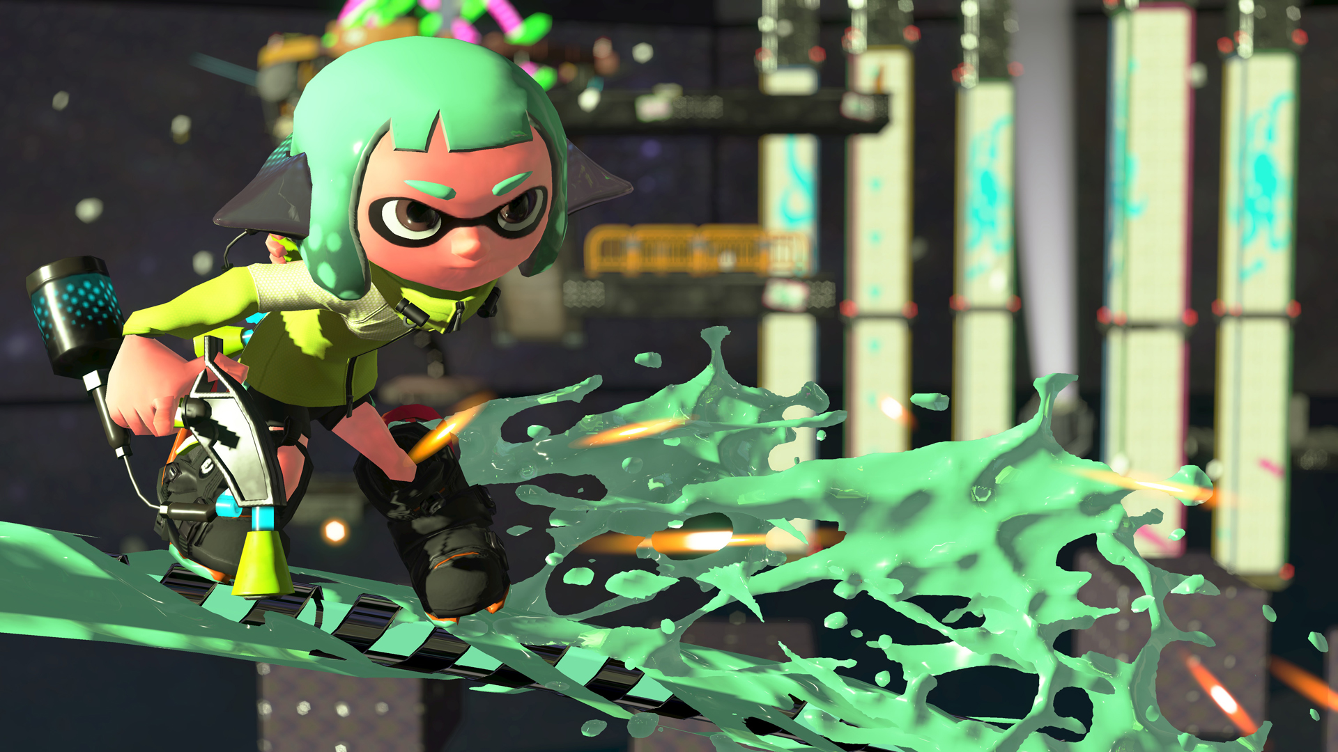 Splatoon 2 Review - Another Win for Nintendo 5