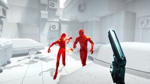 Superhot (PS4) Review - Super Cool 7
