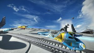 WipEout Omega Collection (PlayStation 4) Review - A Supersonic Update 4